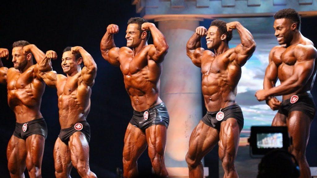 arnold classic bodybuilding tekmovanje