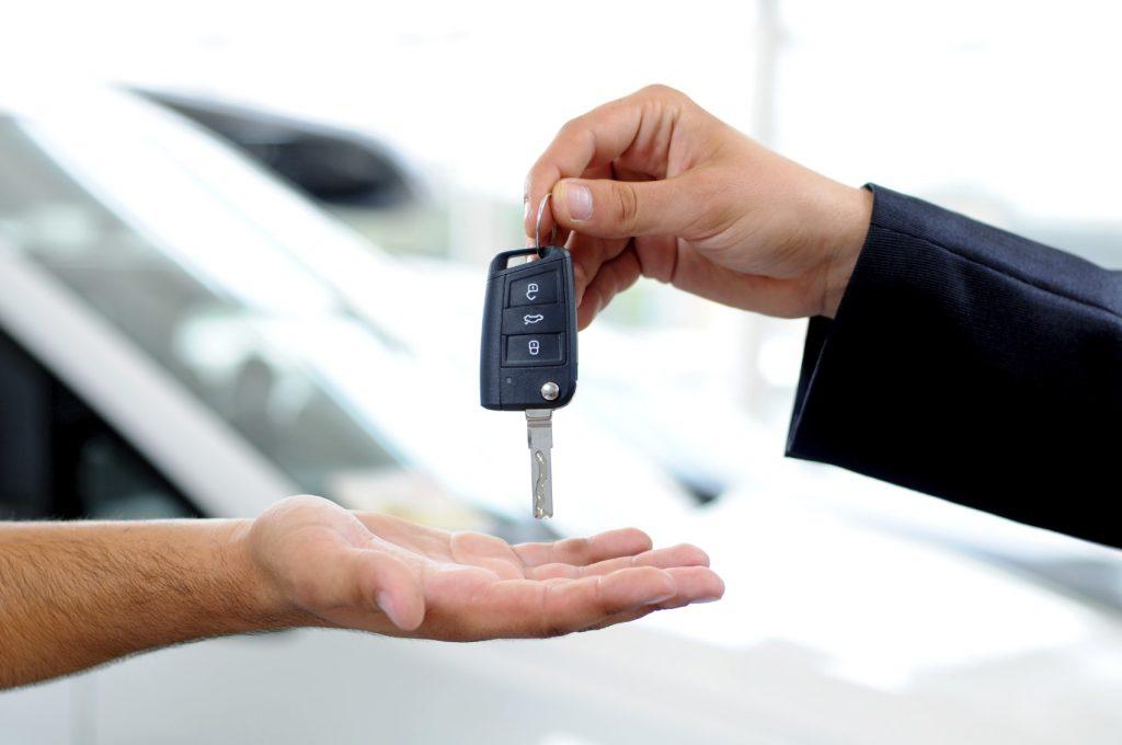 prodaja rabljenega avtomobila